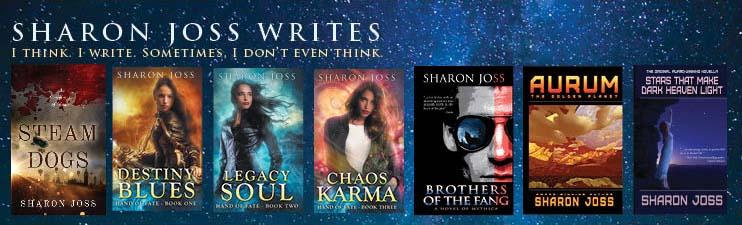 Sharon Joss Writes